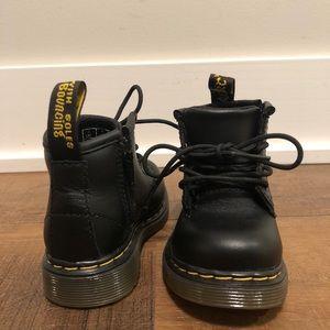 Dr.Martens toddler boots-Black